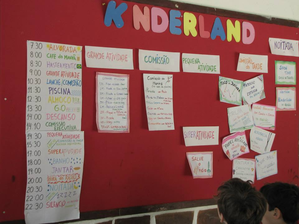 Sistemas e Mailing Kinderland